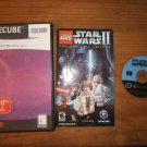 Gently Used LEGO Star Wars II: The Original Trilogy game for Nintendo Wii or Gamecube