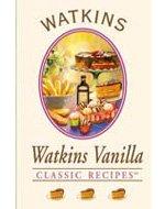 Watkins Vanilla Classic Recipes