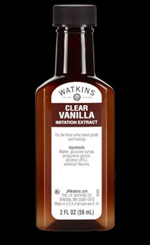 Vanilla, Clear Imitation