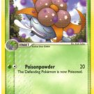 Pokemon Card Unseen Forces gloom 58/115
