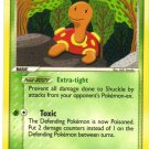 Pokemon Card Unseen Forces Shuckle 47/115