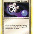 Pokemon Card Unseen Forces Trainer Energy Removal 2