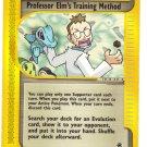 Pokemon Card Expedition Trainer Professor's Elm