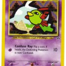 Pokemon Card Neo Discovery Natu 59/75