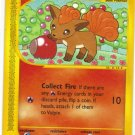 Pokemon Card E Aquapolis Vulpix 116/147