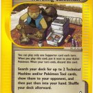 Pokemon Card E Aquapolis Trainer Traveling Salesman