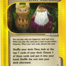 Pokemon Card E Aquapolis Trainer Forest Guardian