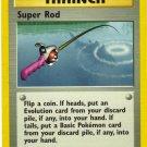 Pokemon Card Neo Genesis Trainer Super Rod