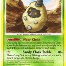 Pokemon Card DP Secret Wonders Burmy 79/132