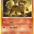 Pokemon Card DP Secret Wonders Growlithe 89/132