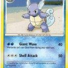 Pokemon Card DP Secret Wonders Wartortle 75/132