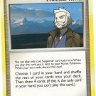 Pokemon Card DP Secret Wonders Trainer Professor Rowan