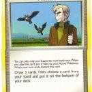 Pokemon Card DP Secret Wonders Trainer Oak's Visit