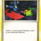 Pokemon Card DP Secret Wonders Trainer Switch