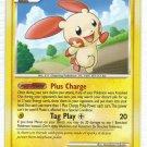 Pokemon Card DP Secret Wonders Plusle 36/132