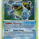 Pokemon Card DP Secret Wonders Holo Blastoise 2/132