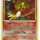 Pokemon Card DP Secret Wonders Holo Ho-oh 10/132