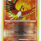 Pokemon Card DP Secret Wonders Reverse Holo Ho-oh 10/132