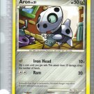 Pokemon Card Platinum Rising Rivals Aron 57/111