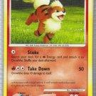 Pokemon Card Platinum Rising Rivals Growlithe 66/111