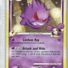 Pokemon Card Platinum Rising Rivals Gengar 40/111