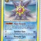 Pokemon Card Platinum Rising Rivals Starmie 50/111