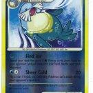 Pokemon Card Platinum Rising Rivals Rev Holo Sealeo 77/111