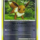 Pokemon Card Platinum Rising Rivals Rev Holo Eevee 59/111