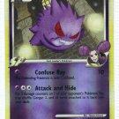Pokemon Card Platinum Rising Rivals Rev Holo Gengar 40/111