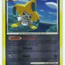 Pokemon Card Platinum Rising Rivals Rev Holo Jirachi 7/111