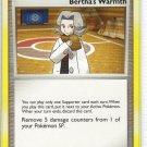 Pokemon Card Platinum Rising Rivals Trainer Bertha's Warmth