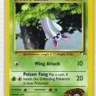 Pokemon Card Gym Heroes Brock's Zubat 74/132