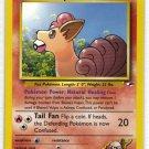Pokemon Card Gym Heroes Blaine's Vulpix 65/132