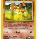 Pokemon Card Gym Heroes Blaine's Charmander 61/132