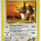 Pokemon Card Gym Heroes Blaine's Tauros 64/132