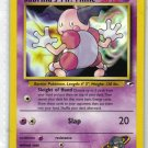 Pokemon Card Gym Heroes Sabrina'sMr. Mime 94/132