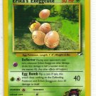 Pokemon Card Gym Heroes Erika's Exeggcute 43/132