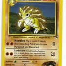 Pokemon Card Gym Heroes Brock's Sandslash 23/132