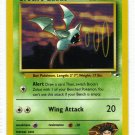 Pokemon Card Gym Heroes Brock's Zubat 24/132
