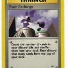 Pokemon Card Gym Heroes Trainer Trash Exchange