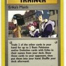 Pokemon Card Gym Heroes Trainer Erika's Maids