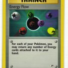 Pokemon Card Gym Heroes Trainer Energy Flow