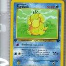 Pokemon Card Team Rocket  Psyduck 65/82