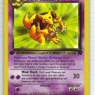 Pokemon Card Team Rocket  Dark Kadabra 39/82