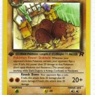 Pokemon Card Team Rocket  Dark Dugtrio 23/82