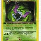 Pokemon Card Team Rocket  Dark Golbat 34/82