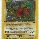 Pokemon Card Team Rocket Holo Dark Dugtrio 6/82