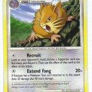 Pokemon Card Platinum Arceus Raticate 29/99