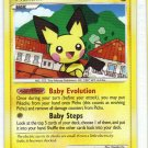 Pokemon Card Platinum Arceus Pichu 25/99