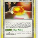 Pokemon Card Platinum Arceus Trainer Old Amber